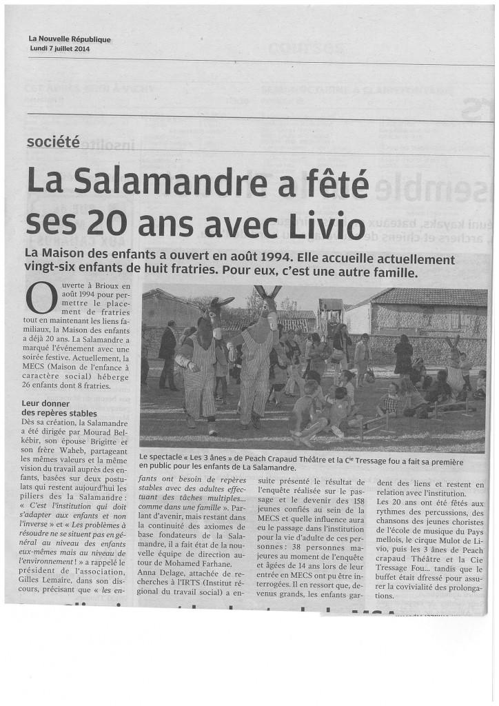 07/07/2014 Les Trois Anes